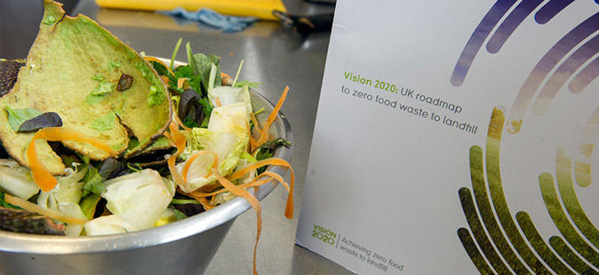 Uk Roadmap to achieve zero food waste to landfill launched